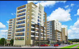 OFFERS YOU A JOYFUL LIFE WITH THE CITY AND THE SEA VIEW